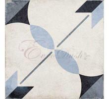 ART NOUVEAU Arcade Blue 20*20 плитка напольная EQUIPE