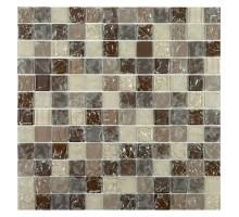 Мозаика BL8211 30*30 стекло+камень IMAGINE MOSAIC