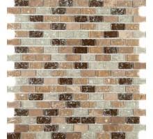 Мозаика BL8602 30*30 стекло+камень IMAGINE MOSAIC