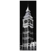 Big Ben 2 59,8*179,8 панно из 6 шт. TUBADZIN-MACIEJ ZIEN