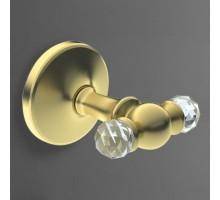 ANTIC CRYSTAL Двойной крючок золото AM-2686SJ-Do ART&MAX