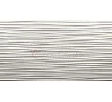3D WHITE WALL White Aqua Lucido 30,5*56 плитка настенная ATLAS CONCORDE