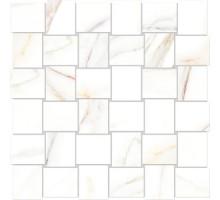 Cava Mosaico Intreccio satin f. 30*30 мозаика VALLELUNGA