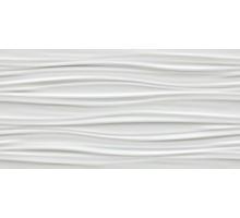 3D Ribbon White Matt. 40*80 плитка настенная ATLAS CONCORDE