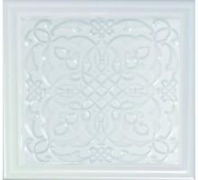 Armonia B Blanco 15*15 декор MONOPOLE