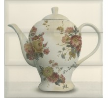 Composicion Tea 03 Cream 30*30 панно из 3 шт. ABSOLUTE KERAMIKA