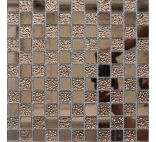 Мозаика A46 стекло/зеркало 300*300*4 KERAMOGRAD