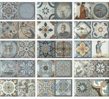 Antique 10*20 плитка настенная MONOPOLE