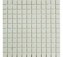 103 BLANCO Malla 31,7*39,6 мозаика стеклянная (на сцепке) VIDREPUR