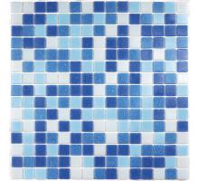 мозаика Aqua 150 смальта на сетке 327*327*4 BONAPARTE