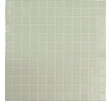 100 BLANCO Malla 31,7*39,6 мозаика стеклянная (на сцепке) VIDREPUR