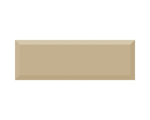 Monocolor Beige Biselado Brillo 10*30 плитка настенная ABSOLUTE KERAMIKA