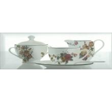 Decor Tea 03 White A 10*30 декор ABSOLUTE KERAMIKA