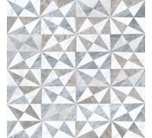3D Декор Геометрический Микс Лапп. рект. K946565LPR 60*60 керамогранит VITRA