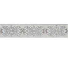 ARES SILVER LISTELO 11,5*58,5 бордюр для напольной плитки COLORKER