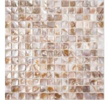 Мозаика Shell-01 305*305*2 перламутр KERAMOGRAD