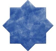 BECOLORS STAR ELECTRIC BLUE 13,25*13,25 плитка универсальная CEVICA