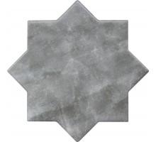 BECOLORS STAR GREY 13,25*13,25 плитка универсальная CEVICA