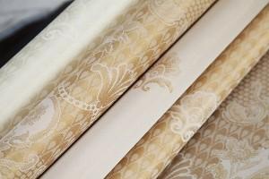 Текстильные обои на флизелине